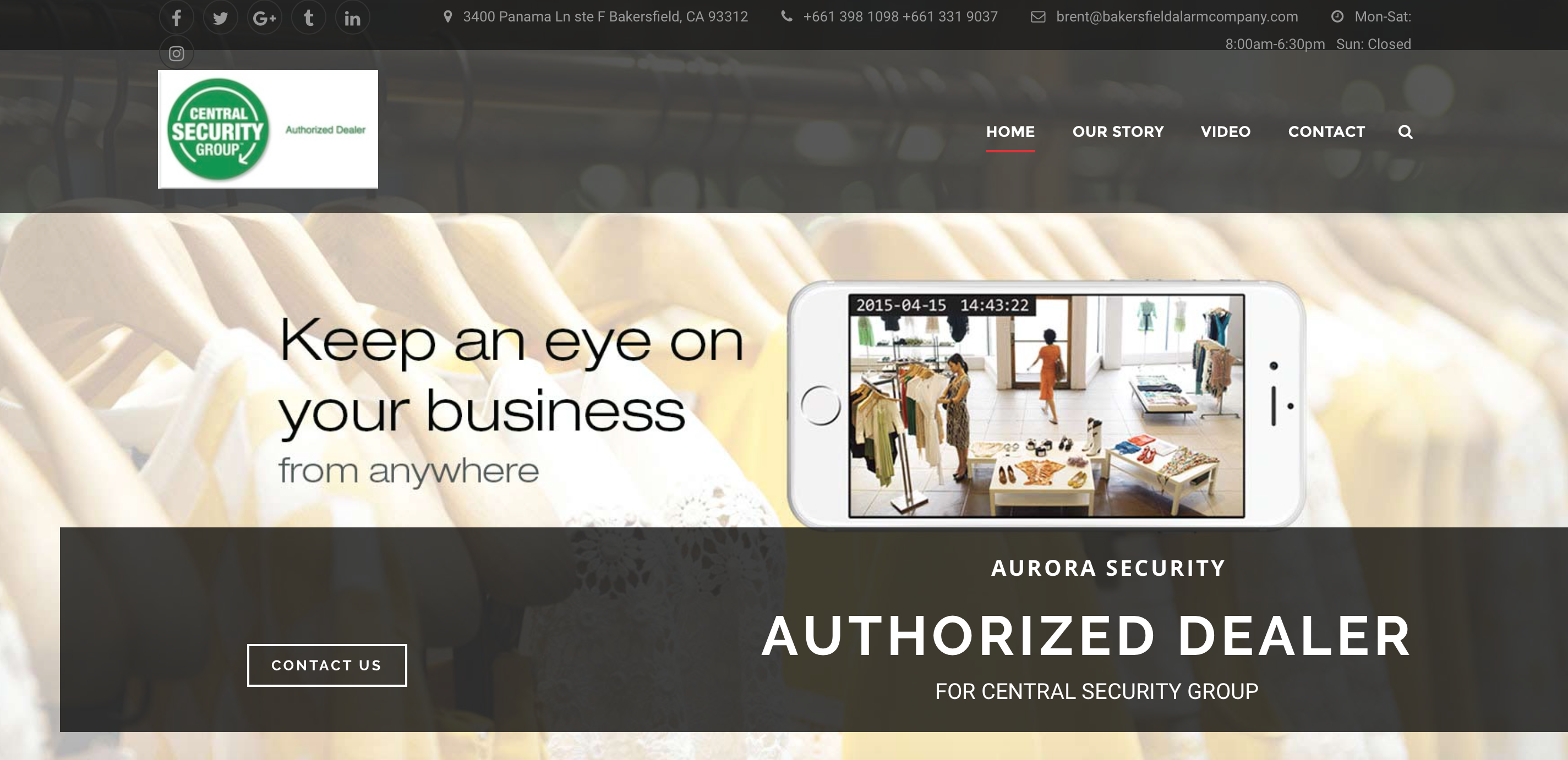 Bakersfield SEO, Website Design & Google Business Help, ACME